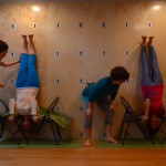 Teaching Headstand